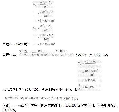 2013年资产评估师《机电设备》模拟试题附答案解析(一)