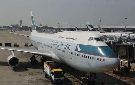 外媒:盘点全球十大最安全航空公司