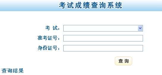 2015年下半年甘肃省秘书证成绩查询入口