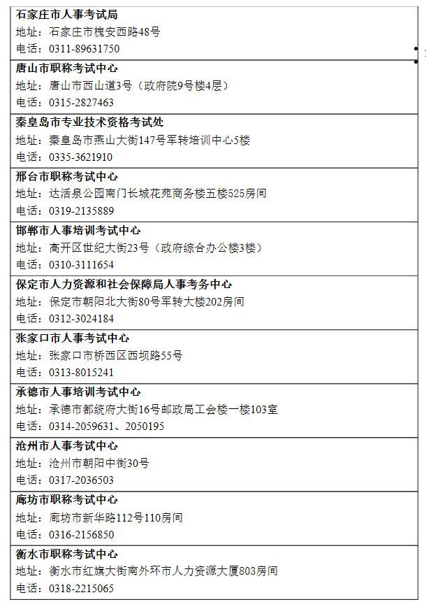 2015年河北职称英语成绩单领取通知图片