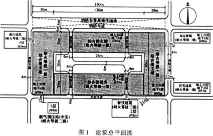主楼首层主要使用功能为门厅,咖啡厅,自助餐厅,商场营业厅,地上2,3层图片