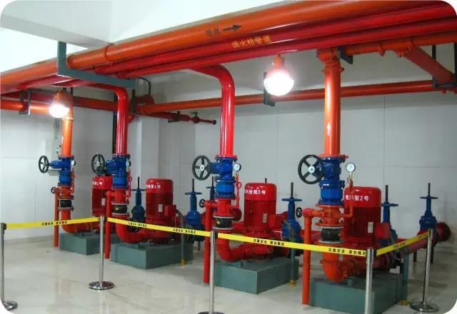水泵分享:消防技校房的12个关键v水泵和布置要重庆平面设计经验图片