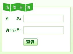 贵州人力资源考试成绩