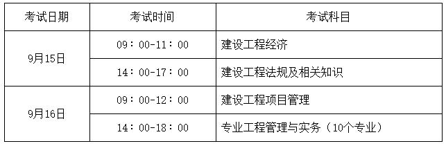 2020年山东省一级建造师报名时间图片